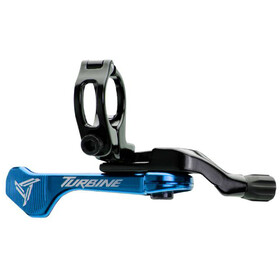 Race Face Turbine R 1x Lever blauw